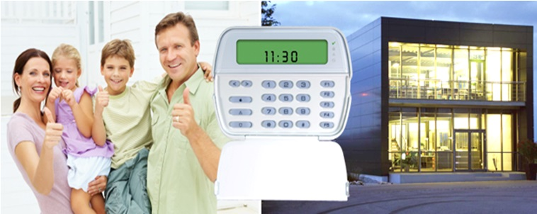 alarma para casa inalambrica